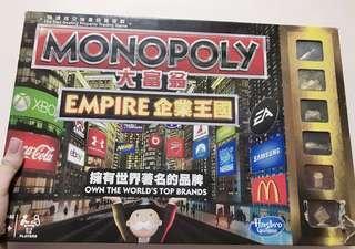 Monopoly大富翁 企業王國特別版💰