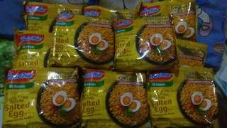 Indomie Goreng Salted Egg