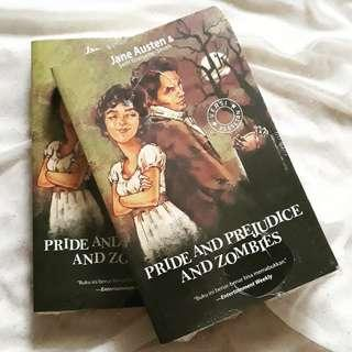 Pride and Prejudice and Zombie - Jane Austen & Seth Grahame-Smith