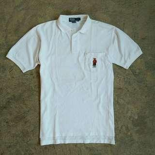 RALP LAURENT POLOSHIRT SECOND POLOSHIRT MURAH