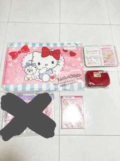 Hello Kitty Kuji Prize $15 for all in photo sanrio
