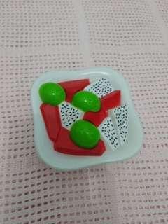 Pudding miniatur