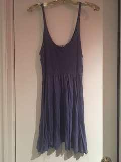Women's Talula purple sundress size XS