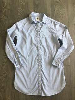 Aritzia Talula Shirt Dress Size Small