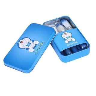 DORAEMON BRUSH KUAS MAKE UP ISI 7