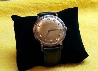 60年代 Zenith 上鍊鑽石手錶