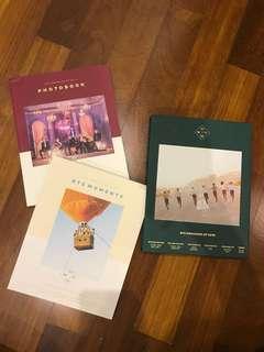 (WTS) BTS memories of 2016