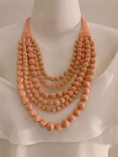 LVW Bead Necklace