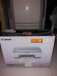 SALE! SALE! CANNON PIXMA MG2440 Complete set