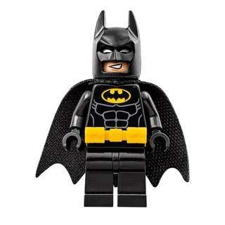 Lego 70910 Scarecrow Special Delivery - Batman Minifigure