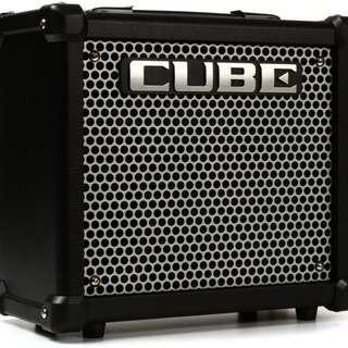 "Roland CUBE-10GX 10-watt 1x8"" COSM Guitar Combo Amp with FX #3x100"