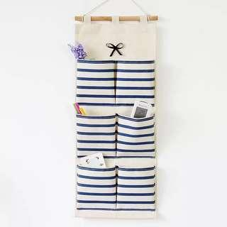 2 WARNA POUCH HOLDER GANTUNGAN