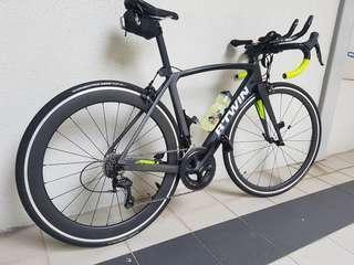 Carbon Alloy Wheelset Yoeleo