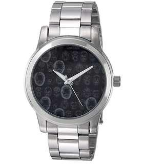 🚚 Marvel  1 Men's 'Comics' Quartz Metal and Stainless Steel  Watch, Color:Silver-Toned