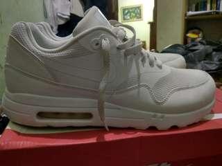 Nike Airmax 1 Ultra Pure White original