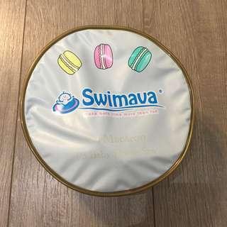 🚚 Swimava 馬卡龍充氣式迷你小澡盆