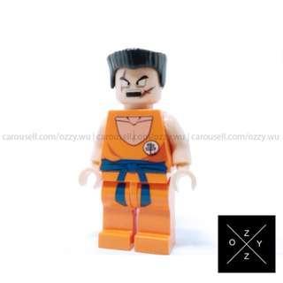 Lego Compatible Dragon Ball Minifigures : Yamcha
