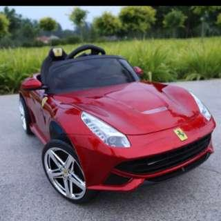 Ferrari Electric Toy Car