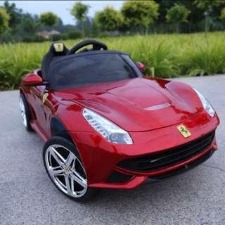 Brand New Ferrari Electric Toy Car