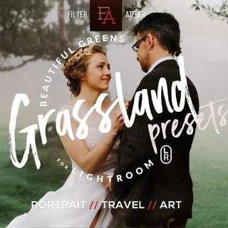 Grassland Lightroom Preset