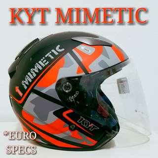 DISPLAY PC KYT MIMETIC RED *PSB APPROVED