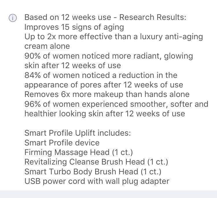 50% off ! New Clarisonic 洗面機 smart profile uplift cleansing sonic advanced anti aging system kit Shu uemura clarins Clinique Kiehl's fancl bioderma