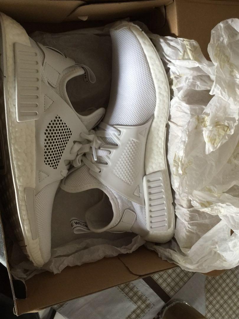 hot sale online 1eeda 84c52 Adidas NMD XR1, Mens Fashion, Footwear, Sneakers on Carousel