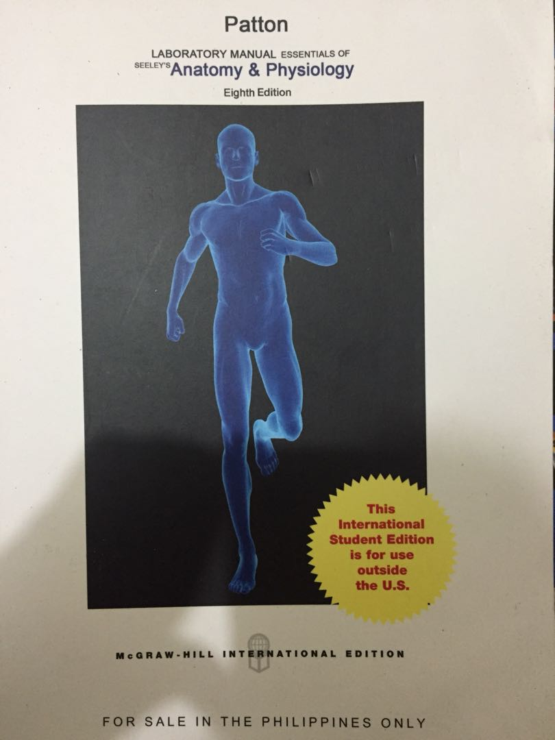 Anatomy and physiology laboratory manual, Textbooks on Carousell