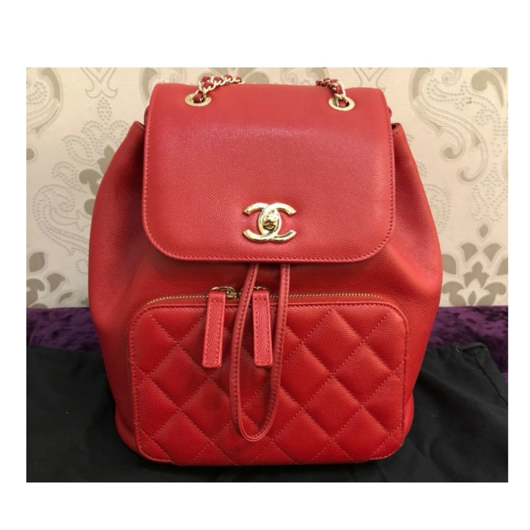 b3e06b225974 Authentic Chanel Affinity Business Backpack, Luxury, Bags & Wallets ...