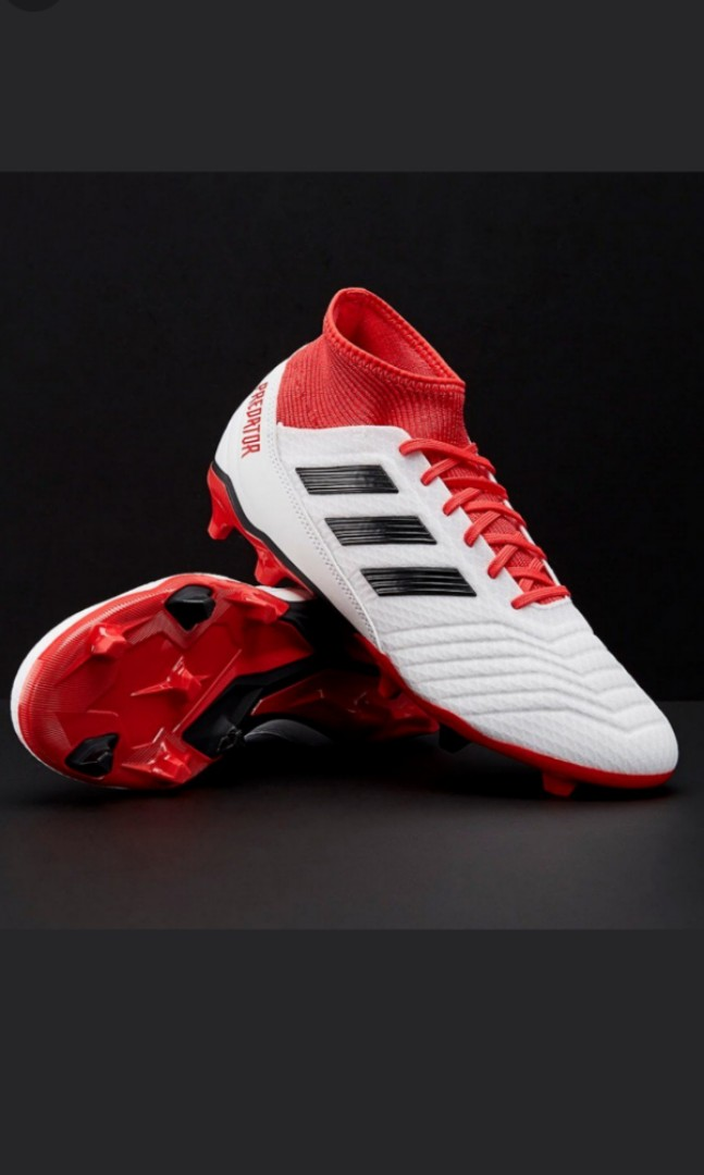 4efd27eaa Out of stock- Authentic New Adidas Predator 18.3 FG soccer boots ...