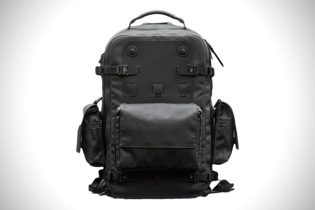 3a6ea777e47c Black Ember Citadel Backpack (The Triple Kit)