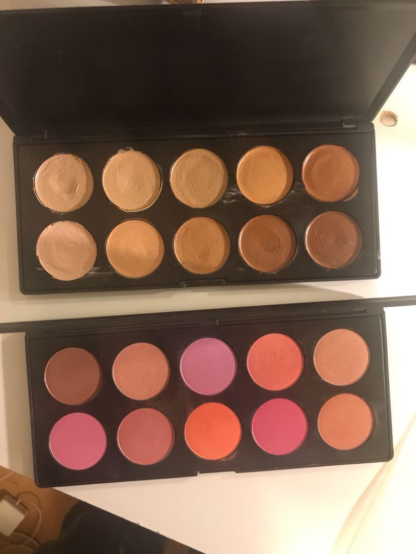Blush and Concealer Palette