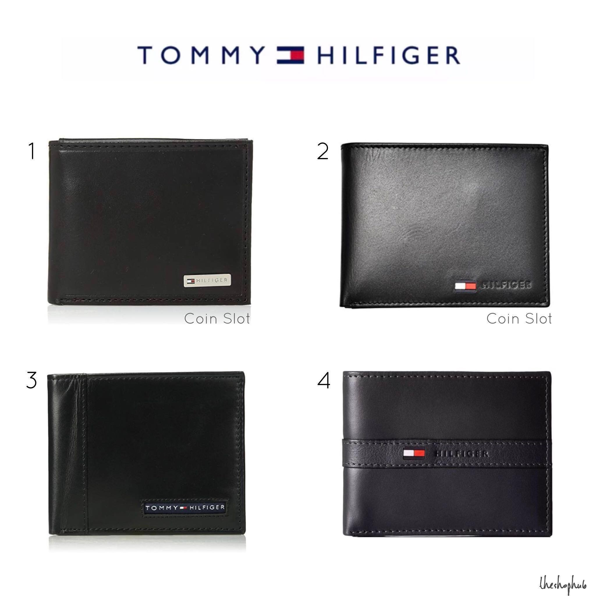 9fdc96f7d6 CHEAPEST* Authentic + New Tommy Hilfiger Wallet | GENUINE LEATHER ...