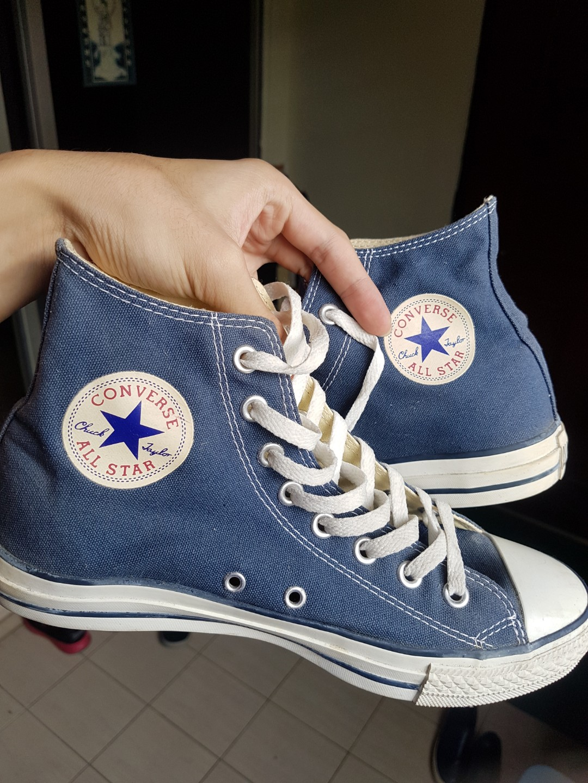 b4da5090a204 Converse Chuck Taylor All Star Blue