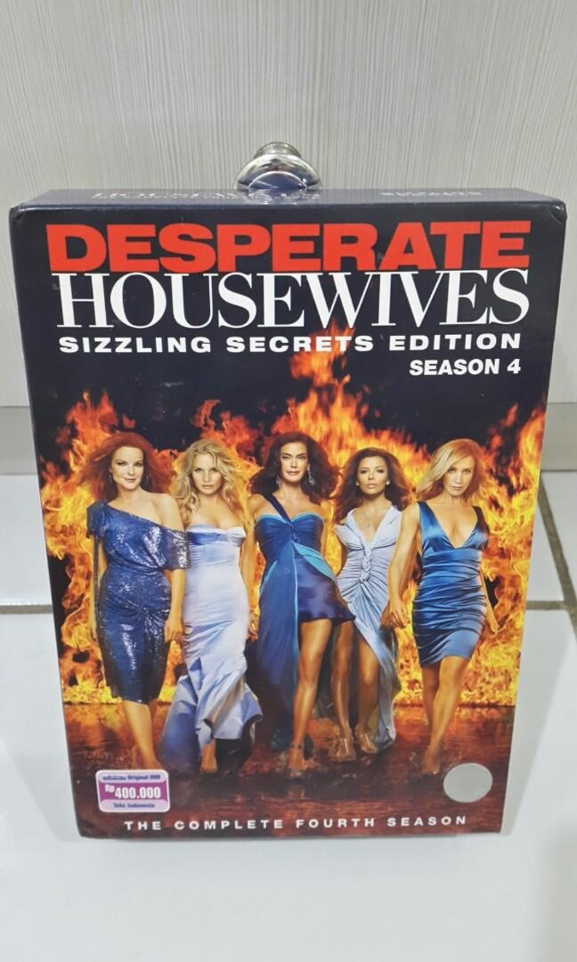 DESPERATE HOUSEWIVES Season 4 Dvd Original