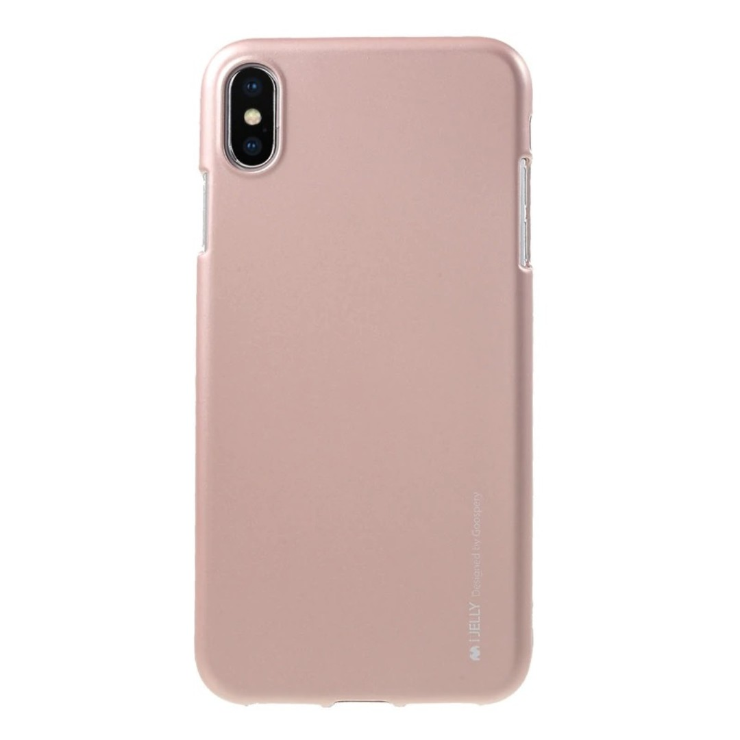 more photos 62dde c2c4e Goospery iPhone XS Max 6.5 i-Jelly Metal Case (Authentic)
