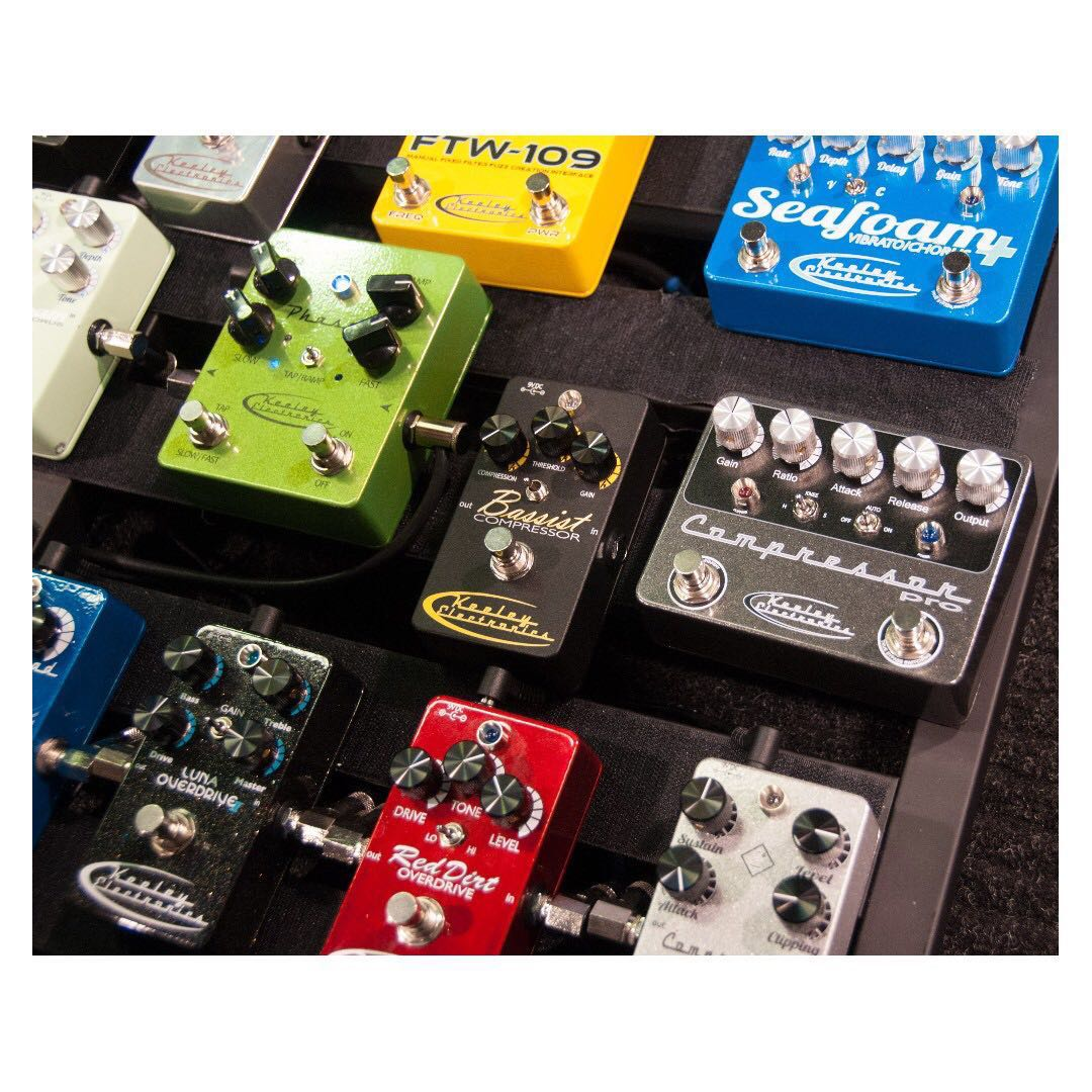Guitar Pedals, Music & Media, Music Accessories on Carousell