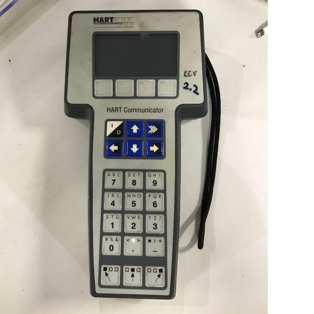 (19) HART COMMUNICATOR