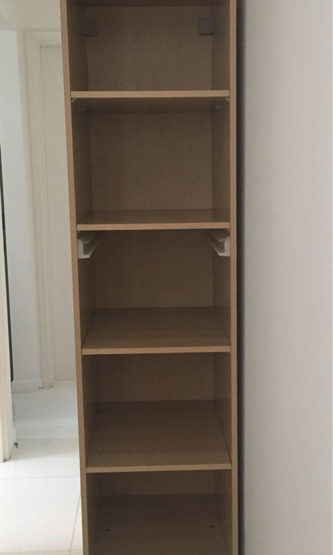 Ikea Deep Shelving Unit Furniture Shelves Drawers On Carousell