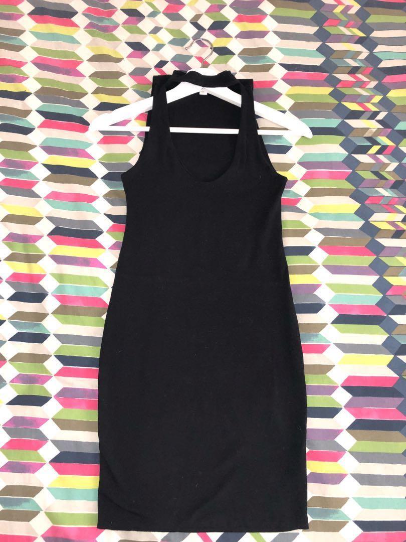 Kookai choker dress