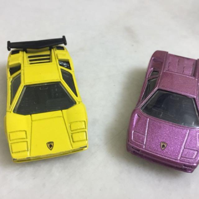 Lamborghini Countach Diablo Demo Units Toys Games Other Toys