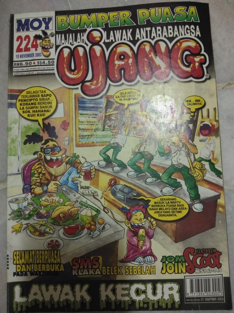 Majalah Ujang