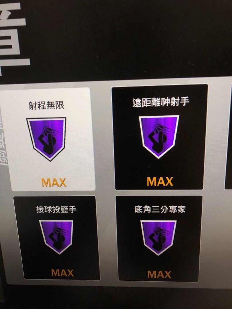NBA2k19 badge 代刷 STEAM PC