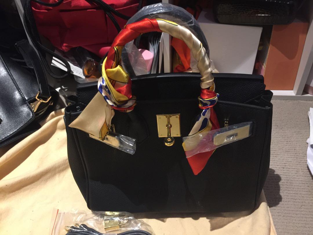 New Fashion bag. Hermes style.