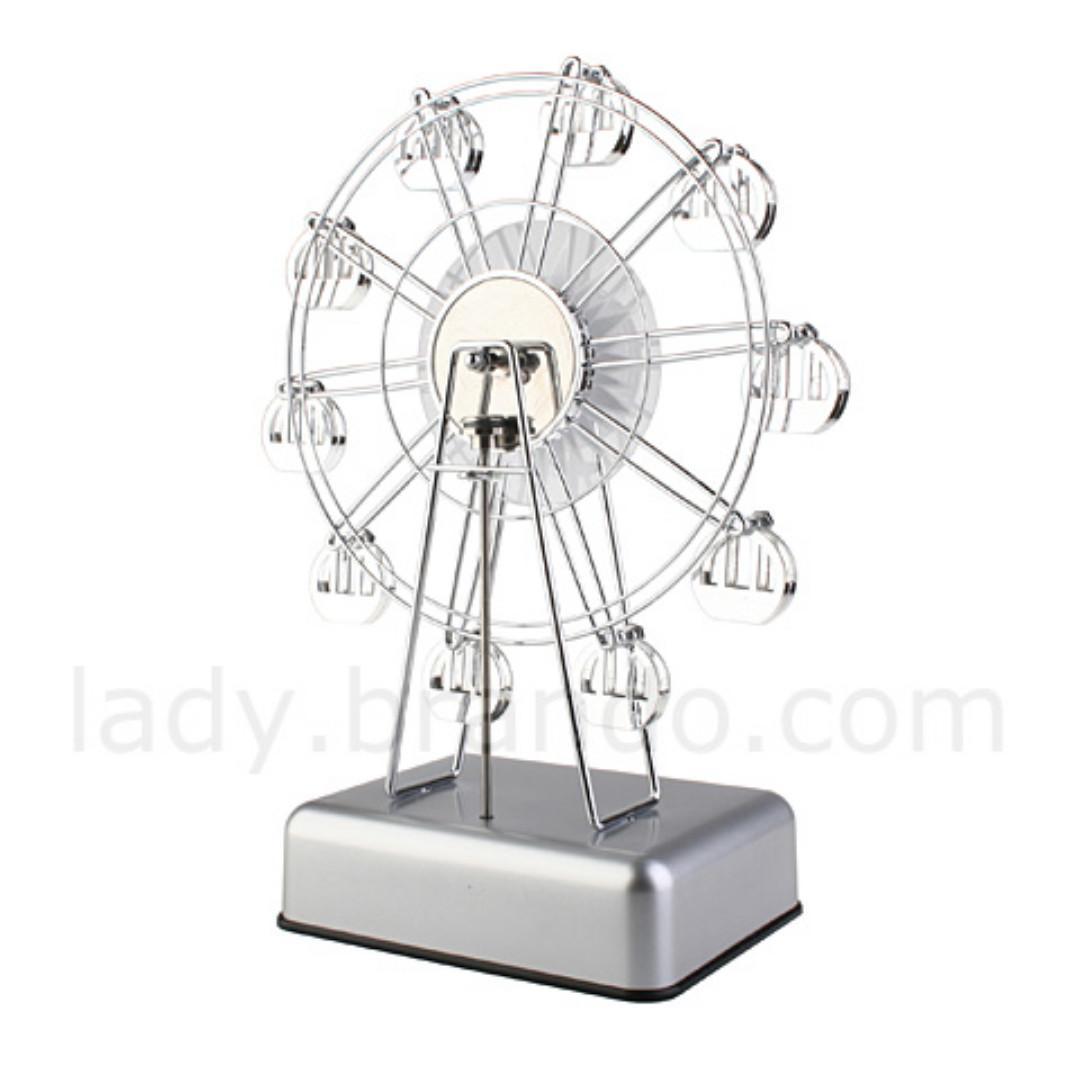 [new] Musical Land Ferris Wheel Music Box