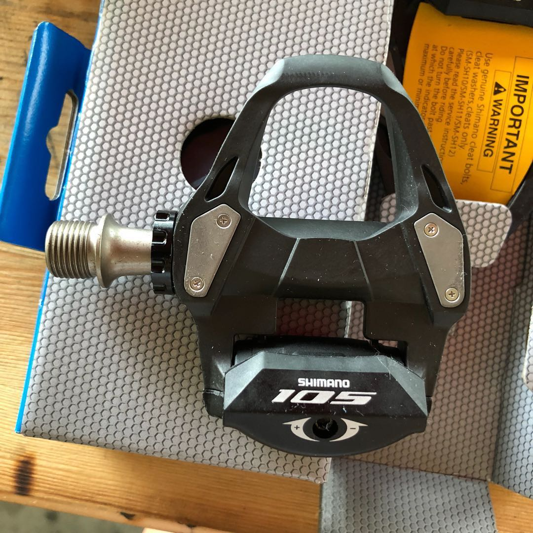 2ac62c9a7f8 New: Shimano 105 PD-R7000 SPD-SL Pedal (free postage), Bicycles ...