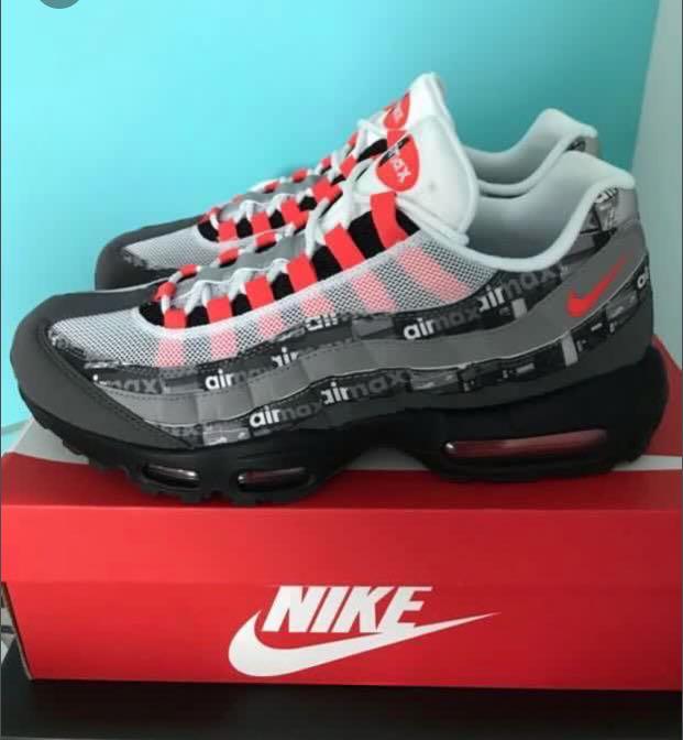 promo code f5591 895ff Nike Air Max 95 x Atmos