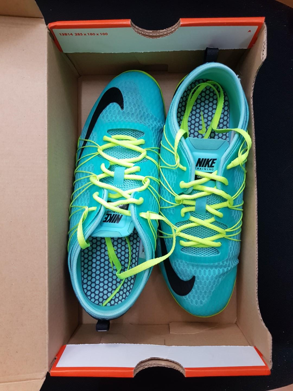 42fe46f2394a4 Nike Free 1.0 Cross Bionic 2 Training Gym Shoes