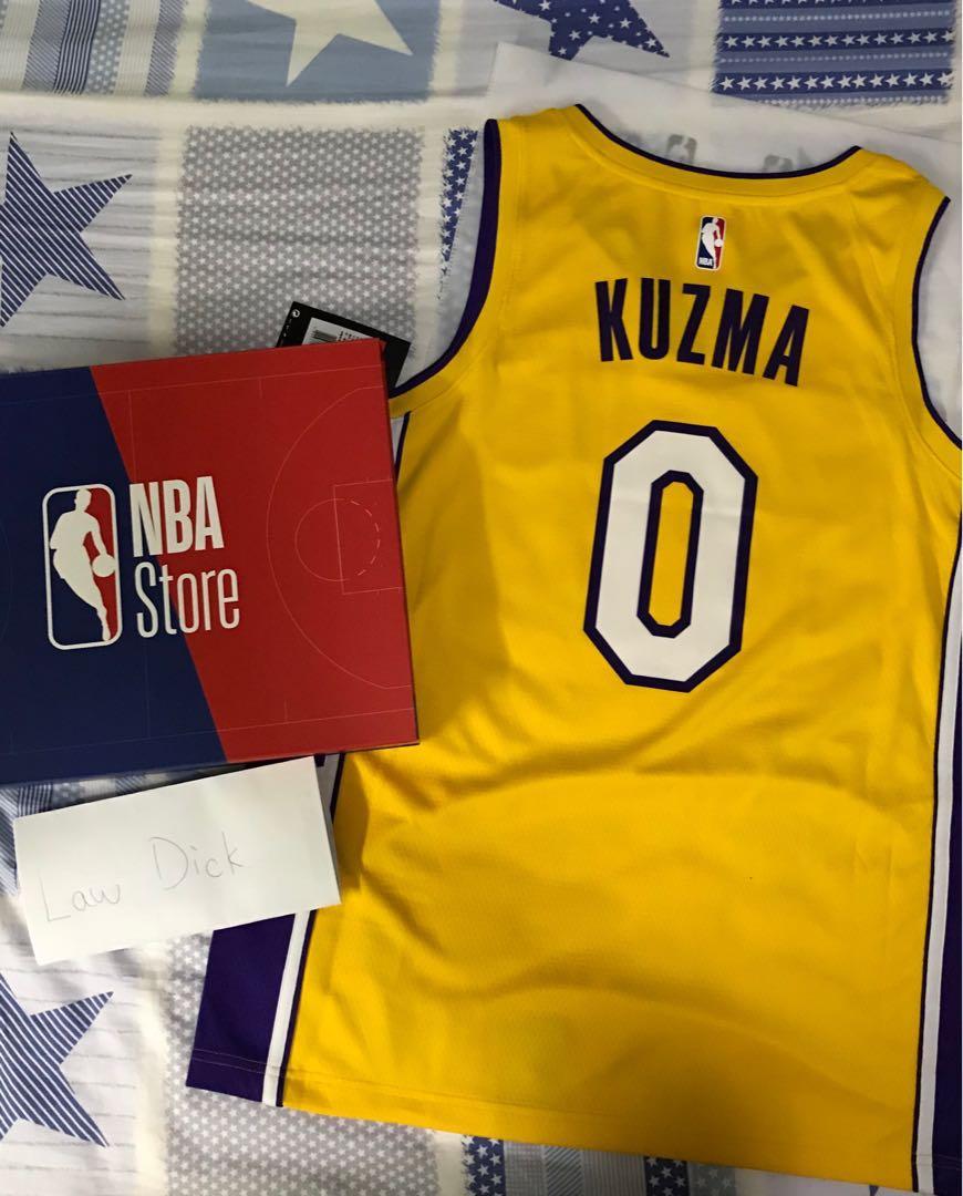 new product d61b0 b82f4 Nike Kyle Kuzma Jersey