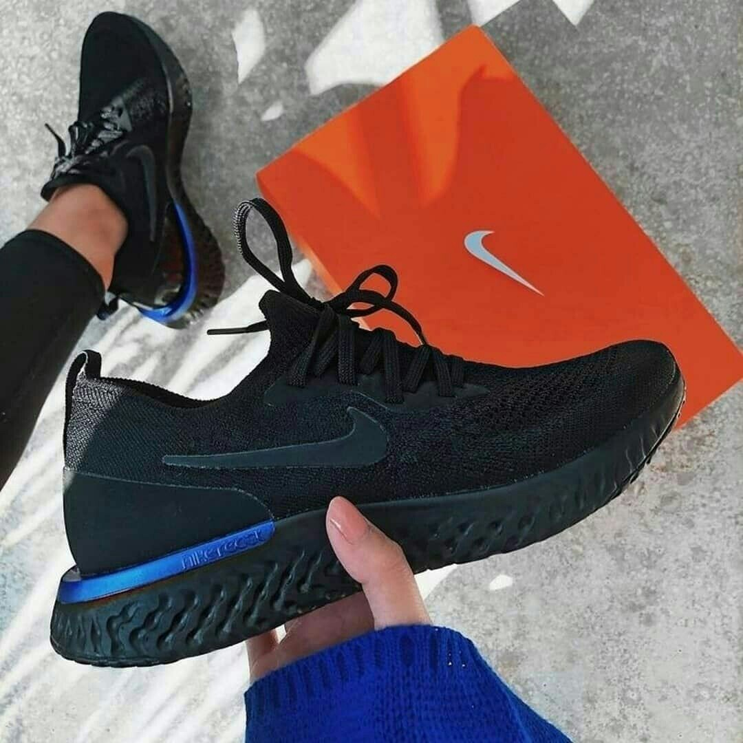 quality design 50c4c e8387 Nike Lunar Epic React Black on Carousell